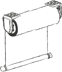 Illustration of Extreme Roller Blind