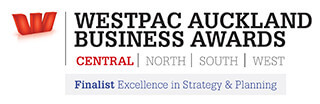Westpac Business Awards Logo