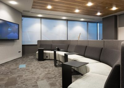 Datacom Interior